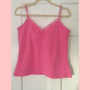 Pink Lilly Pulitzer Cami